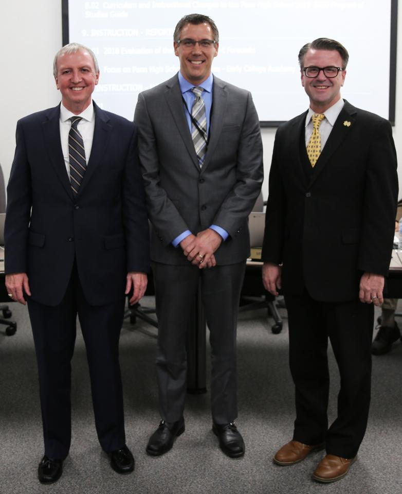 Board approves PHM's new Director of Facilities