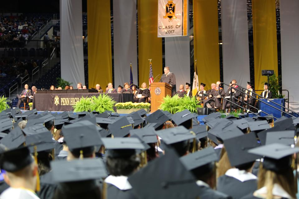 Penn Commencement May 26, 2017