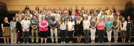 P-H-M New Teacher Class of 2018
