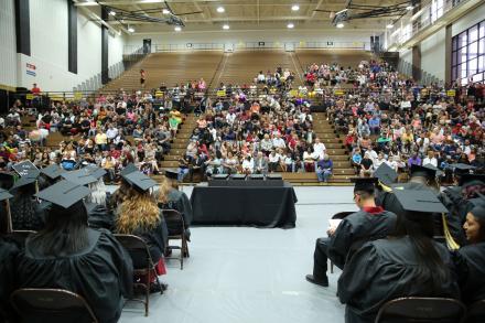 Night School Graduation at Penn High School, June 12