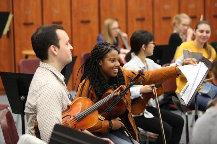 P-H-M Named 2018 Best Community for Music Education